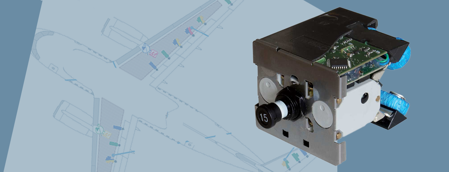 GF-AFCB Circuit breaker against electrical hazards