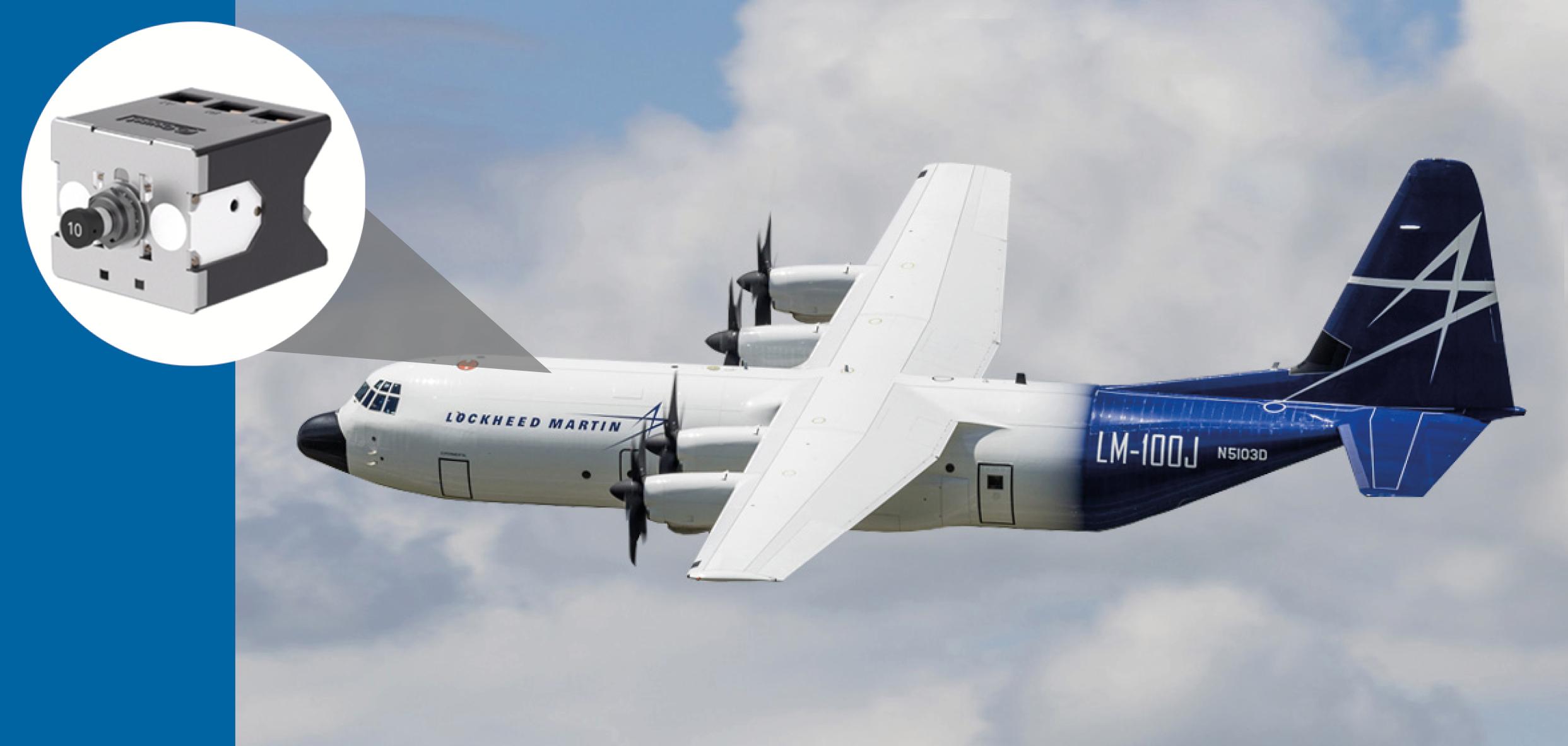 Lockheed-Martin LM-100J