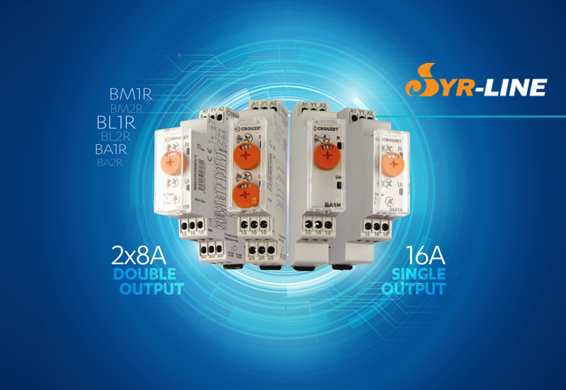 SyrLine Timers