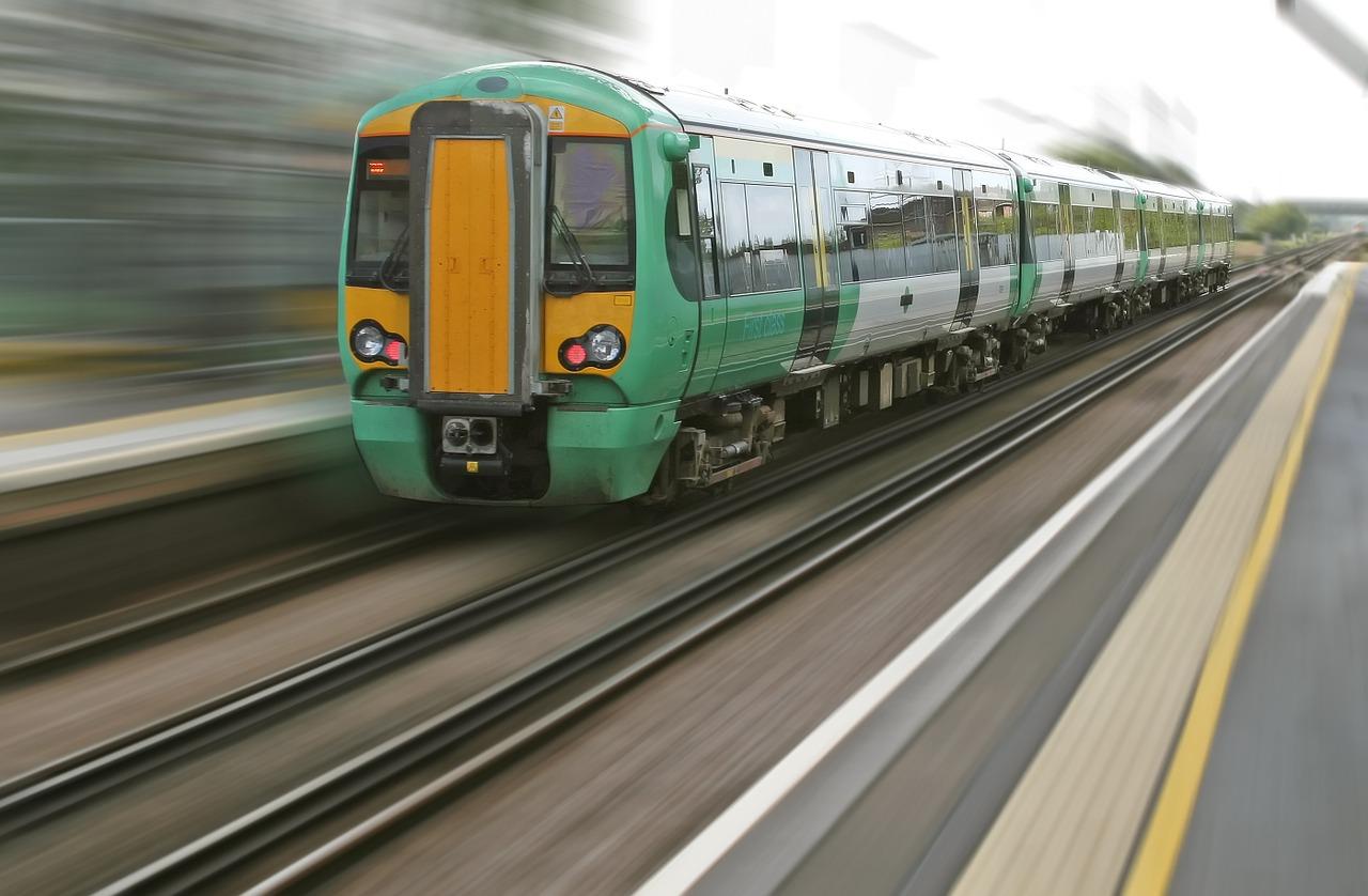 HMI in train security