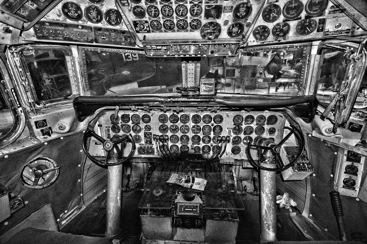 Aircraft Cockpit Design