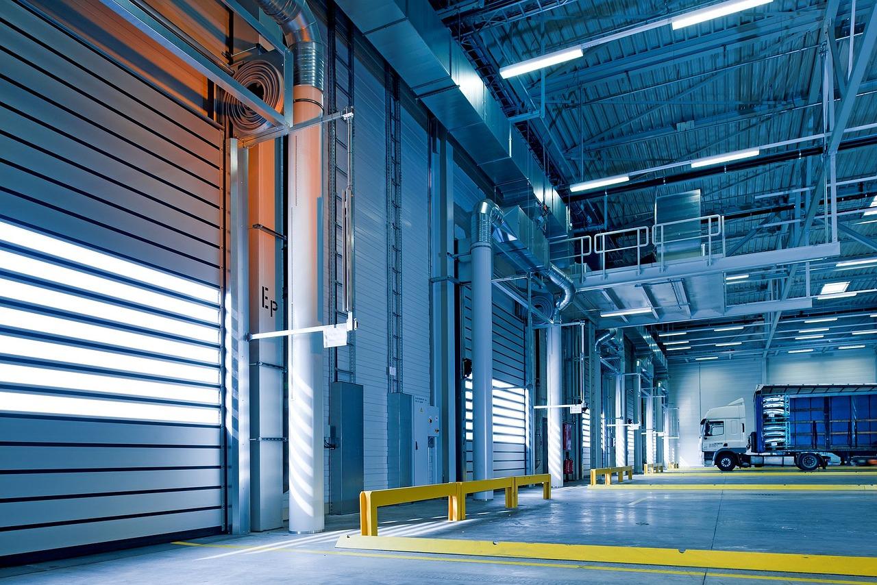 Warehouse Speed-door