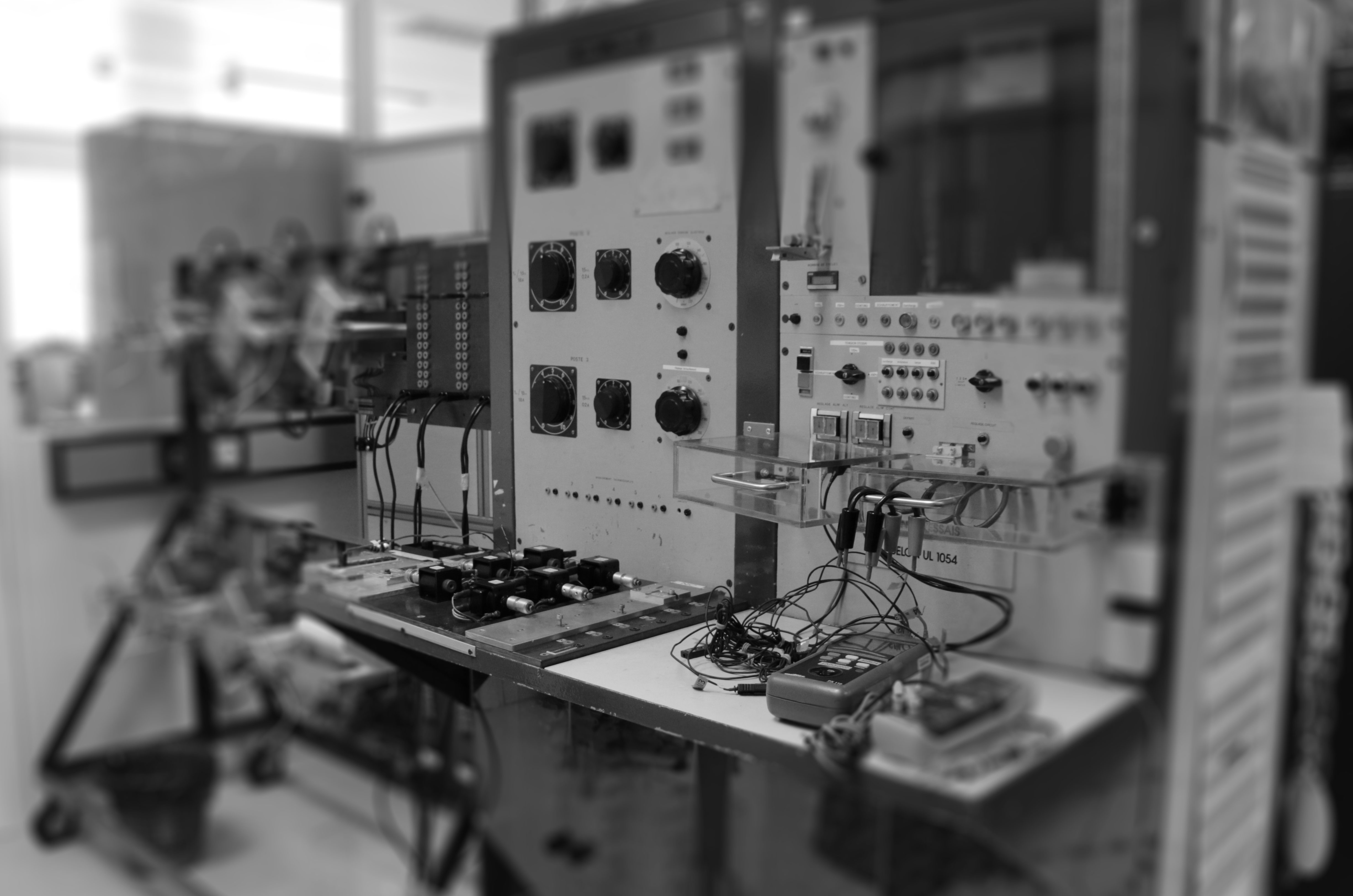 Old lab technologies