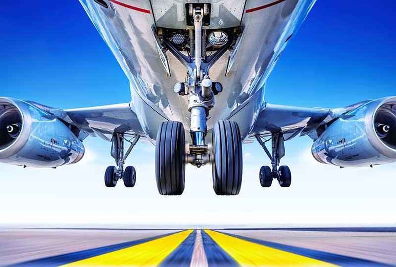 Weight on Wheels Landing Gear