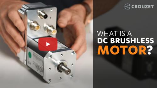 SQ75 DC Brushless motor