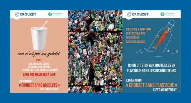 Crouzet Zero Plastic actions