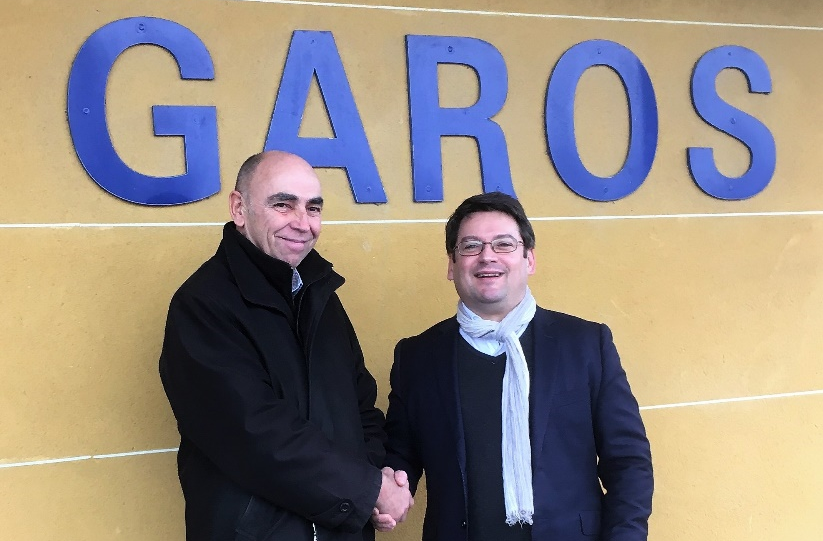 Crouzet acquires Garos