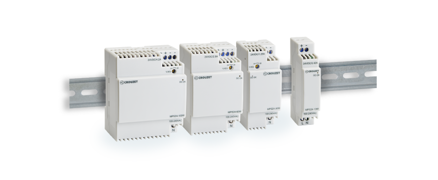 Crouzet Power Supplies