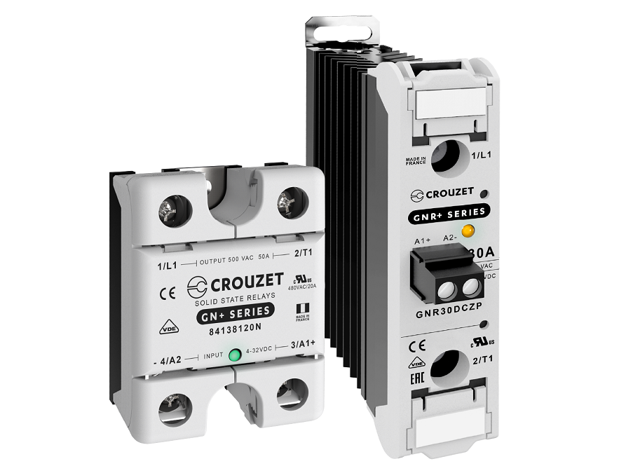 Crouzet solid state relays